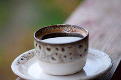 Cup of cofee Stock Photography