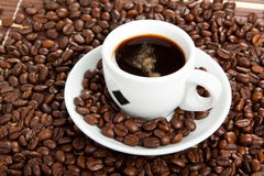 Cup of cofee Stock Images