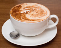Cup of cofee Stock Photo