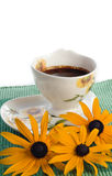 Cup of coffe Royalty Free Stock Images