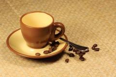 CUP COFFE Stockfotografie