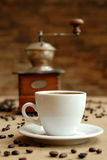 Cup coffe Stockfoto