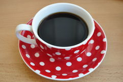 Cup of coffe stock photos