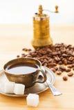Cup coffe stockbild