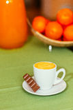 Cup of coffe Royalty Free Stock Photo