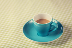 Cup of a coffe Royalty Free Stock Images