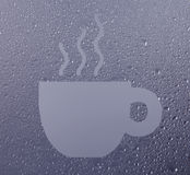 A cup of coffe Royalty Free Stock Photo
