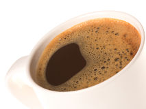 Cup of coffee Stock Photography