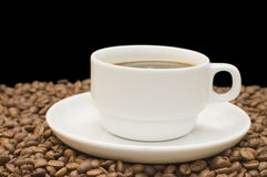 Cup from coffee Stock Image