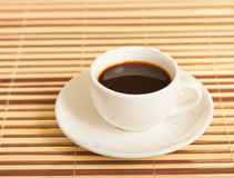 Cup of coffee Royalty Free Stock Photos