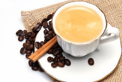 Cup of coffee. Stock Photography