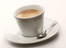Cup of coffee. For every morning at the week Stock Photo