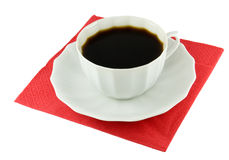 The cup coffee Royalty Free Stock Photo