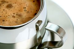 Cup of coffee, Royalty Free Stock Images