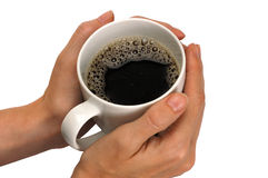 Cup of coffee Stock Image