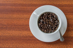 A Cup of coffee Stock Images