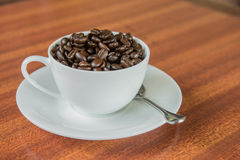 A Cup of coffee Stock Photos