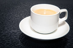 Cup coffee Royalty Free Stock Photo