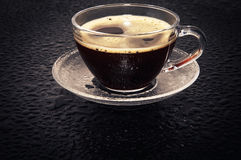 Cup coffee Stock Images