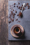 Cup of coffee Royalty Free Stock Image