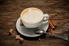 Cup of coffee Stock Images
