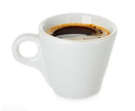 Cup of coffee cappuccino Stock Image
