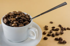 Cup of coffee Royalty Free Stock Photo