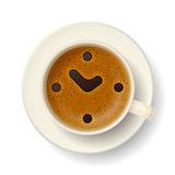 Cup of coffee at daytime Stock Photos