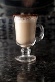 Cup of coffee drink cocktail Stock Image