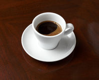 Cup of coffee drink food Royalty Free Stock Photo