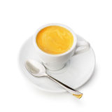 Cup of coffee of Espresso Royalty Free Stock Photography