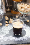 Cup of coffee espresso Royalty Free Stock Photo
