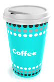 Cup coffee Stock Photo