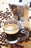Cup of coffee Royalty Free Stock Photography