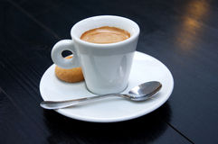 A cup of coffee #1 Royalty Free Stock Images