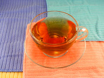 Cup of coffee (tea) Royalty Free Stock Photography