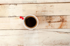 Cup of coffee. Royalty Free Stock Images