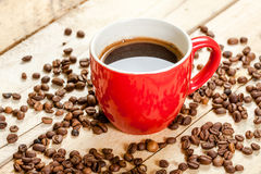 Cup of coffee. Royalty Free Stock Photography
