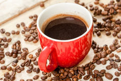 Cup of coffee. Stock Image