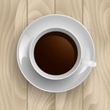 Cup of coffee. Royalty Free Stock Photos