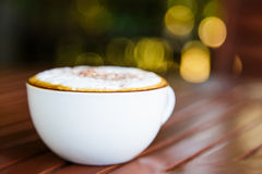 A cup of coffee Stock Image