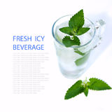 Cup of cold drink Royalty Free Stock Image