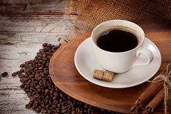 Cup of coofe Royalty Free Stock Photo