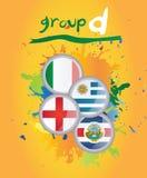 cup d grupuje świat Zdjęcia Royalty Free