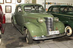 Cupê 1938 de Chevrolet do carro do vintage Imagens de Stock Royalty Free