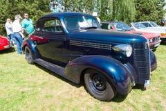 Cupê de luxe mestre 1938 de Chevrolet Fotos de Stock Royalty Free