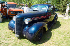 Cupê de luxe mestre 1938 de Chevrolet Imagens de Stock Royalty Free