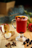 Cup des heißen Getränks Lizenzfreies Stockfoto