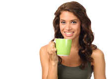 Cup of drink Stock Photo