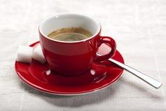 Cup of espresso Royalty Free Stock Photos